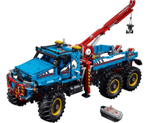 Lego Technic 2 In 1 Allrad Abschleppwagen 42070 Ab 16900