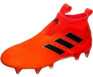 adidas ACE 17+ Purecontrol SG Rot Schwarz