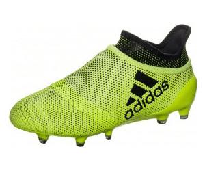 adidas X 17+ Purespeed FG J Kids Weiss Rot