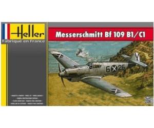 Heller Messerschmitt Bf 109 B1/C1 (80236)