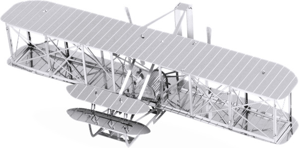 Fascinations Wright Brothers Airplane (MMS042)