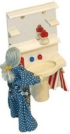 Rülke Waschbecken für Rustikal (22289)