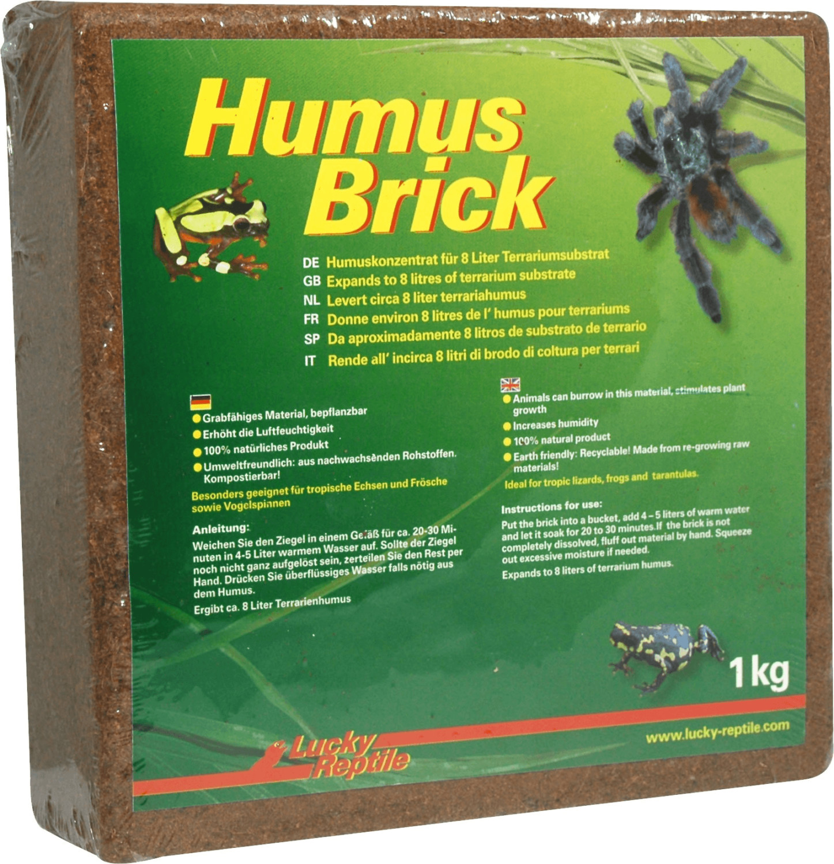 Lucky Reptile Humus Brick 1000 g