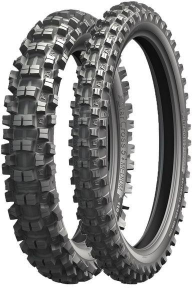 Michelin Starcross 5 Medium 90/100-21 57M