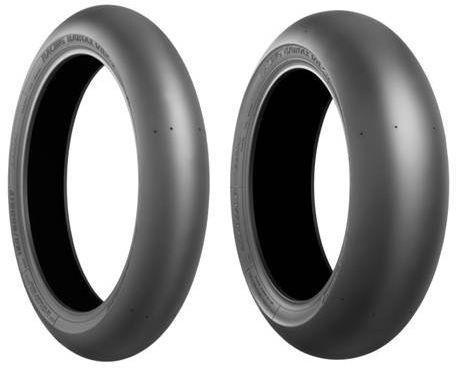 Bridgestone V02 R 120/600 R17 soft medium