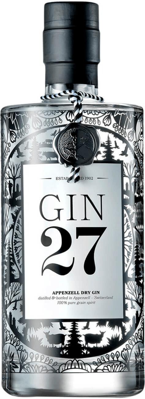 Appenzeller Gin 27 0,7l 43%