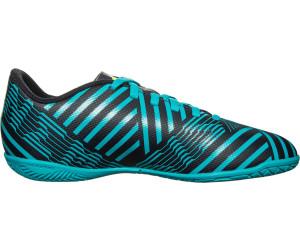 Adidas Nemeziz 17.4 - Hallenfußballschuhe - Kinder Blue/Yellow IWB1q5