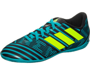 Adidas Nemeziz 17.4 - Hallenfußballschuhe - Kinder Blue/Yellow HngwKDaUE