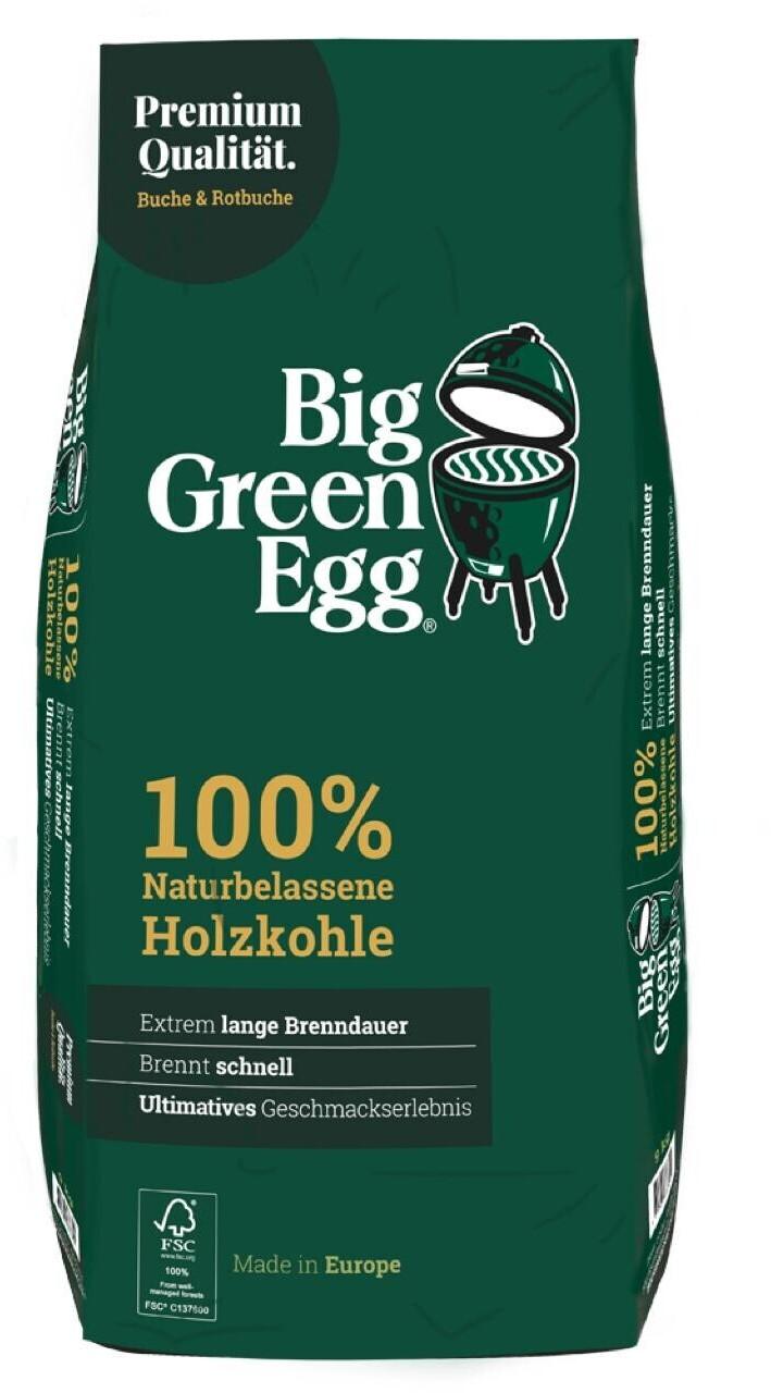 Big Green Egg Premium Holzkohle 9 kg