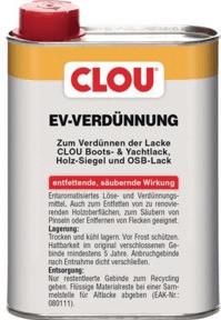 CLOU EV Verdünnung 250 ml