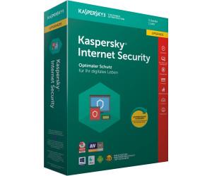 Kaspersky Internet Security Upgrade (5 Geräte) (1 Jahr) (FFP)