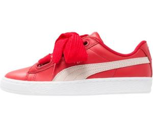 Puma Basket Heart DE W chaussures toreador/white wHPNARBs