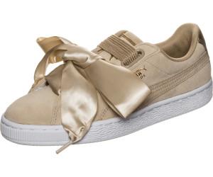 Puma Basket Heart Leather a € 29,90 (oggi) | Miglior prezzo