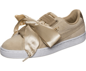 Puma Basket Heart Metallic Safari ab 24,06