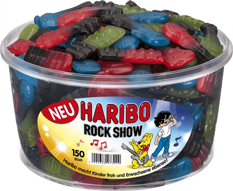 Haribo Rock Show (1200g)