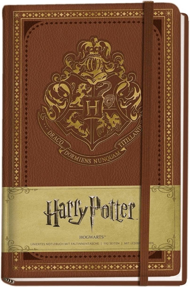 Panini Harry Potter Notizbuch: Hogwarts