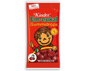 Soldan Em-eukal Kinder Gummidrops Wildkirsche zuckerhaltig (75g)