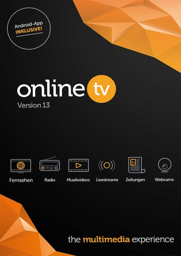 Avanquest Online TV 13 Recorder