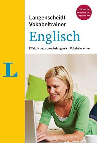 Langenscheidt Vokabeltrainer 7.0 - Englisch