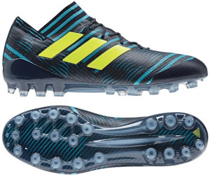 adidas Nemeziz 171 AG Chaussures de Football Homme Ink Bleu Legend Ink Homme e18a28