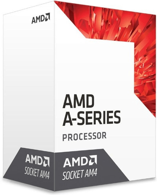 Image of AMD A6-9500 Box (Socket AM4, 28nm, AD9500AGABBOX)