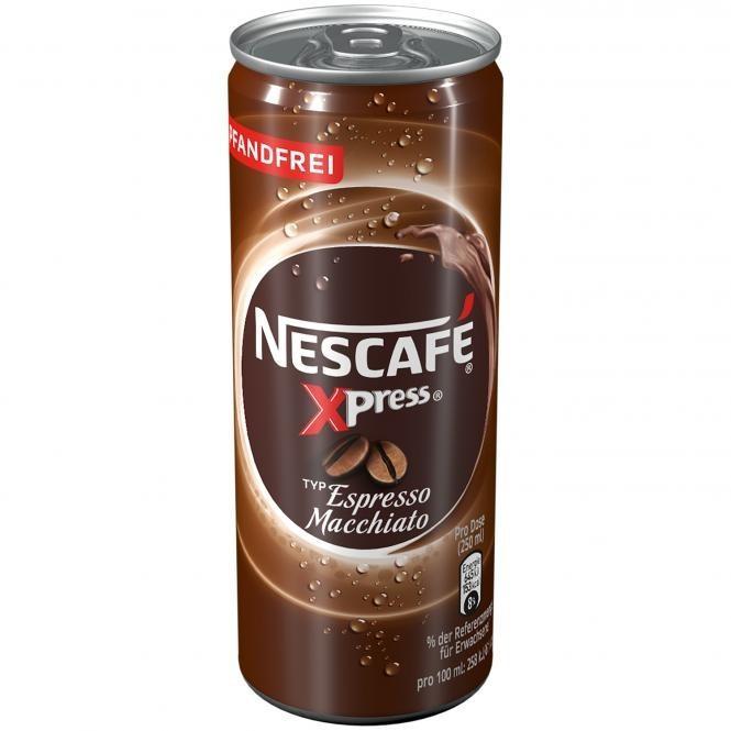 Nescafé Xpress Espresso Macchiato Dose (12 x 25...