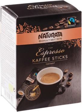 Naturata Espresso Kaffee Sticks (50g)