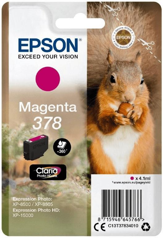 Epson 378 magenta (C13T37834010)