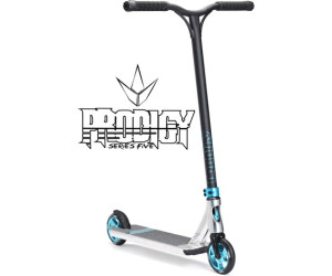 Image of Blunt Prodigy S5 polished/teal