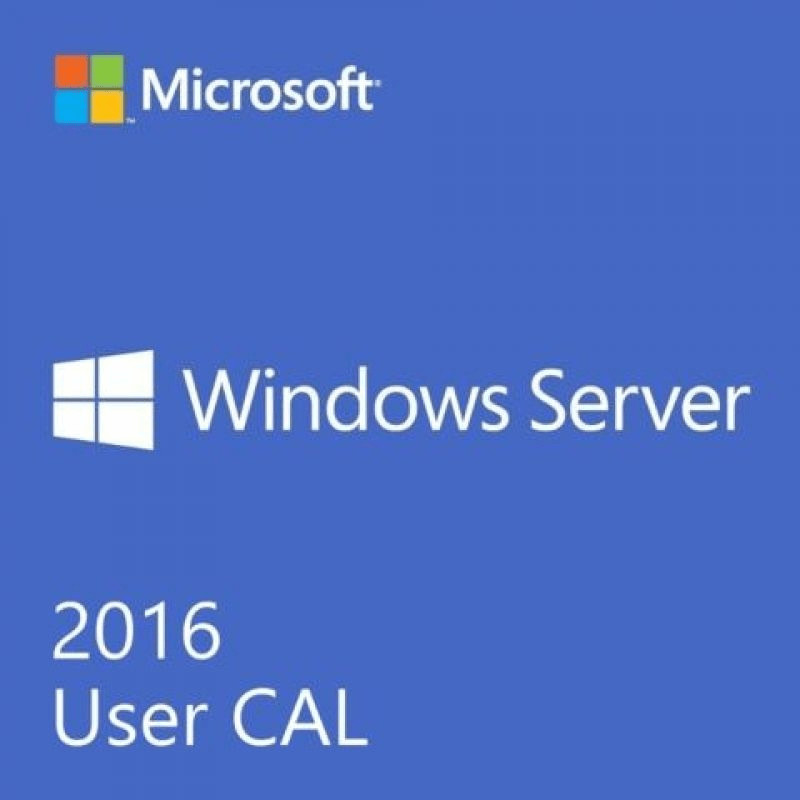 Microsoft Windows Remote Desktop Service 2016 CAL