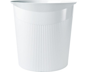 modernes Design blau 13 Liter Papierkorb HAN LOOP rund