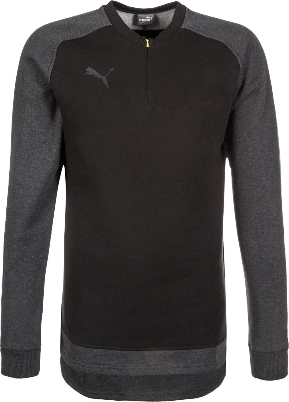 Puma BVB Pullover Premium Crew Sweatshirt puma ...