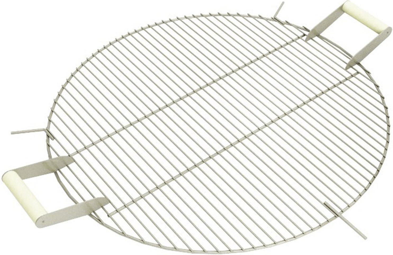 SvenskaV Grill-Aufsatz für Feuerschalen Ø 79 cm