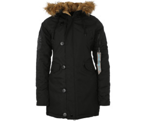 Alpha Industries Explorer Wmn black
