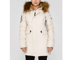 Alpha Industries Explorer Wmn off white ab € 229,90