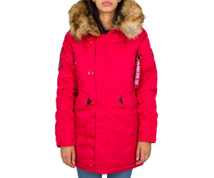 Alpha Industries Explorer Wmn speed red ab € 224,10