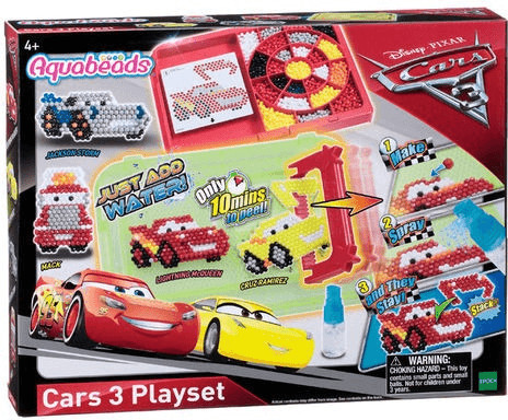 Aquabeads Cars 3 Motivset 1000 Stück