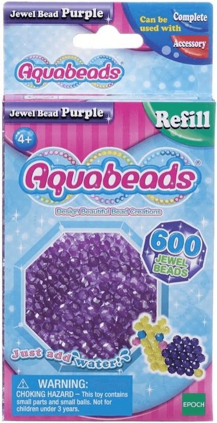 Aquabeads Refill Glitzerperlen 600 Stück