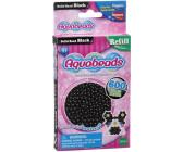 Aquabeads Refill Perlen schwarz 600 Stück