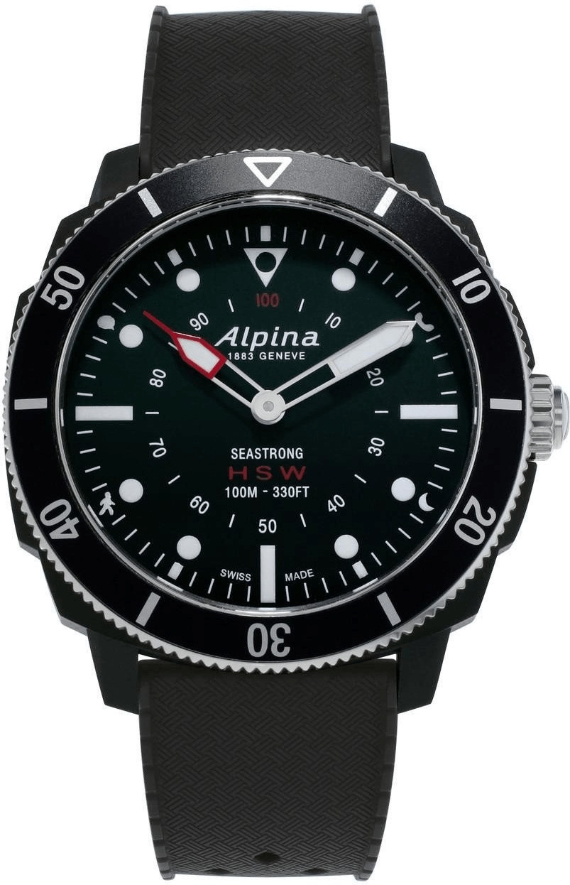 Image of Alpina Seastrong Horological
