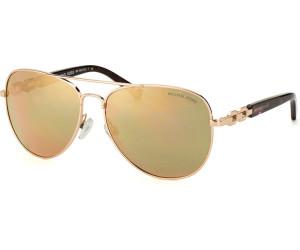 Michael Kors Sonnenbrille Mk1003, Uv400, roségolden