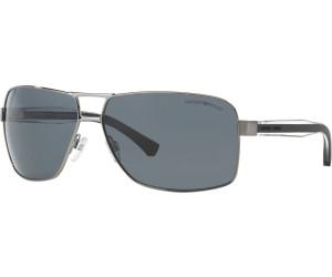 Emporio Armani EA2001 Sonnenbrille Gunmetal 301081 64mm 9JKHa