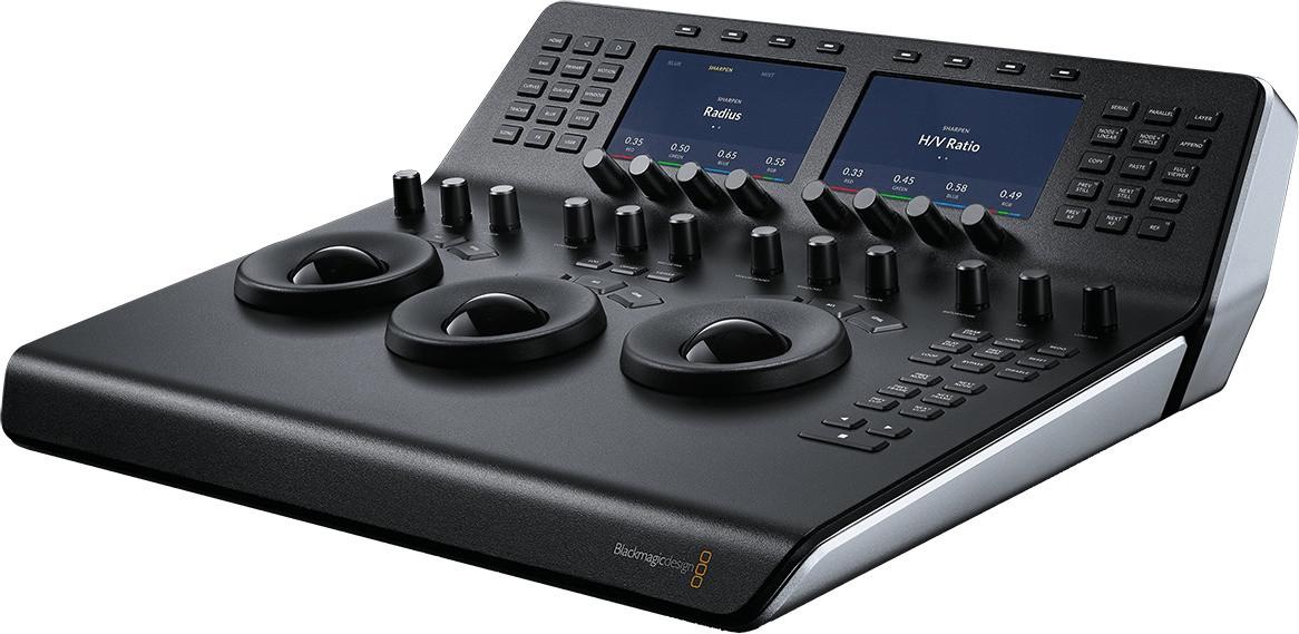 Image of Blackmagic DaVinci Resolve Mini Panel