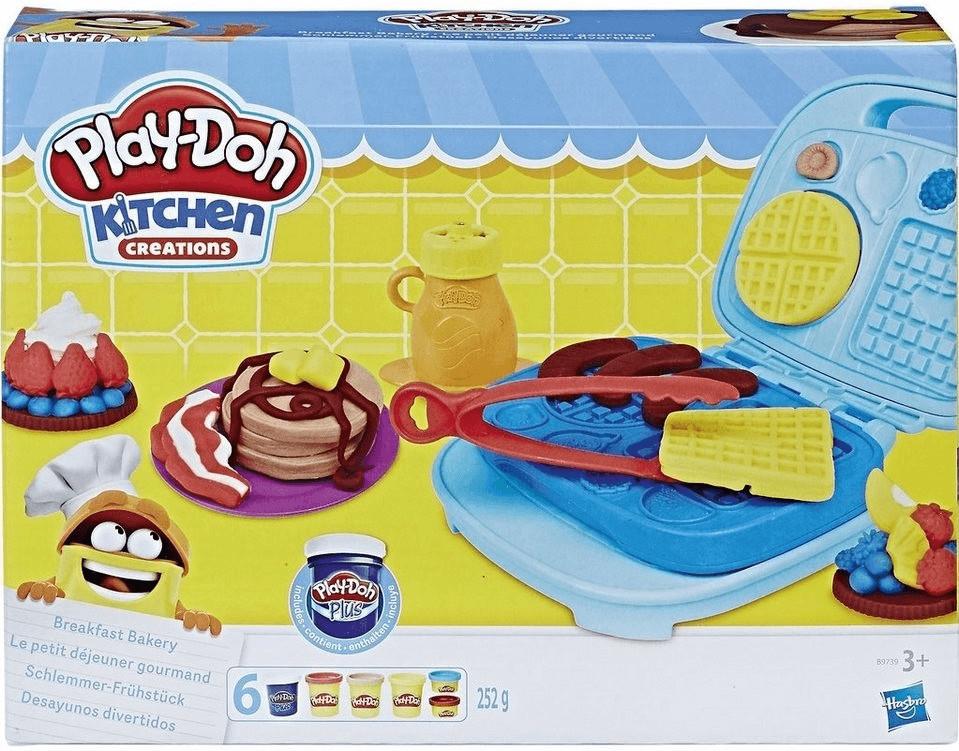 Hasbro Play Doh Schlemmer-Frühstück (B9739EU4)