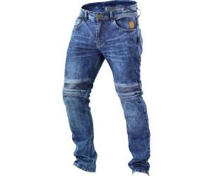 Trilobite Smart Jeans Herren Motorrad Hose Blau Protektor Länge 34 Tragekomfort