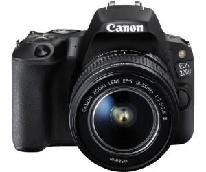 Canon EOS 200D Kit 18-55 mm III Black