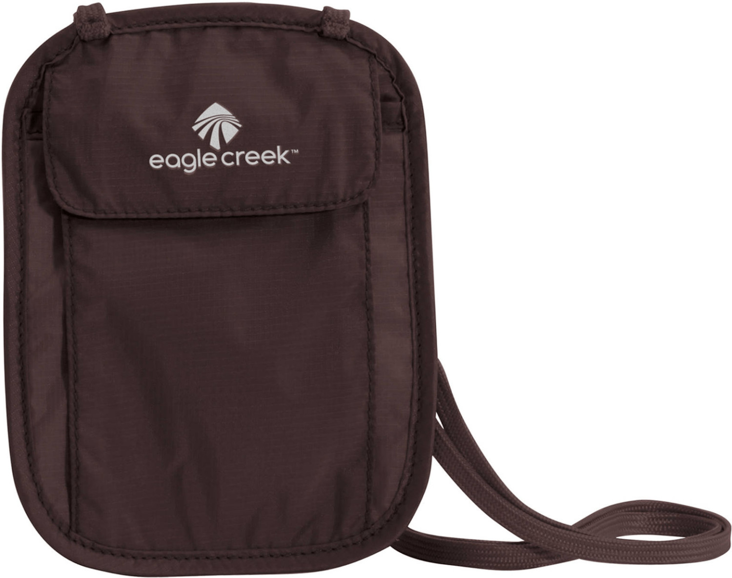 Eagle Creek Undercover Neck Wallet mocha (EC041127)