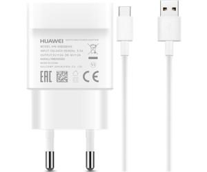 Huawei Chargeur secteur + câble USB C (AP32) au meilleur