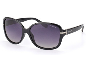 Polaroid Damen Sonnenbrille » P8419«, schwarz, KIH/IX - schwarz/grau