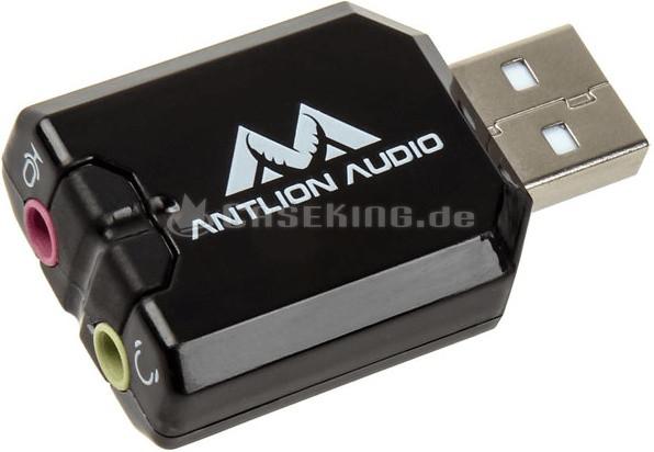 AntLion USB-Soundkarte GDL-0426